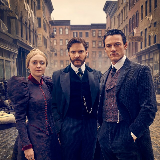 The Alienist Cast