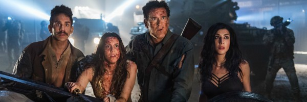 Bruce Campbell on Why People Love Ash, Modern Horror, & Ash