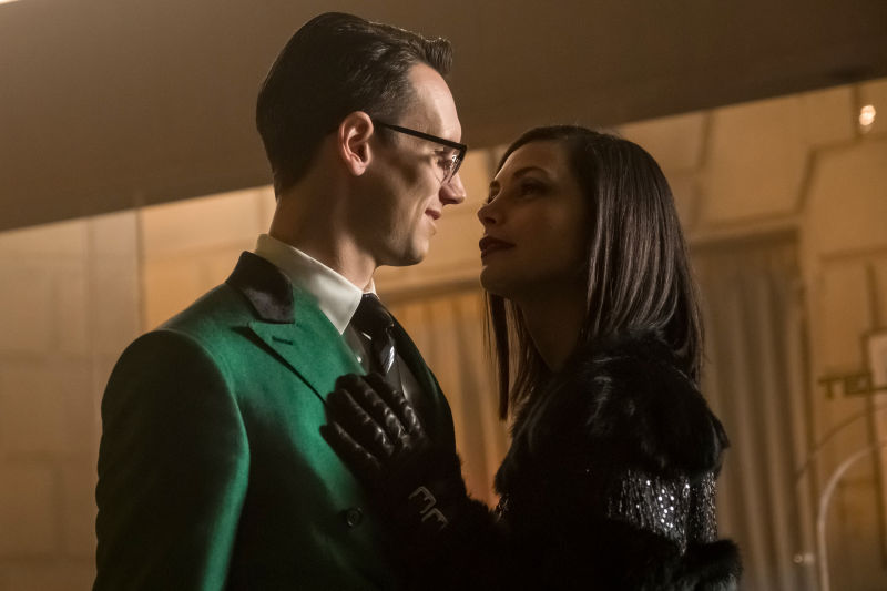 Image result for gotham to our deaths and beyond