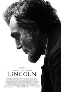 Poster for 2013 historical drama film Lincoln