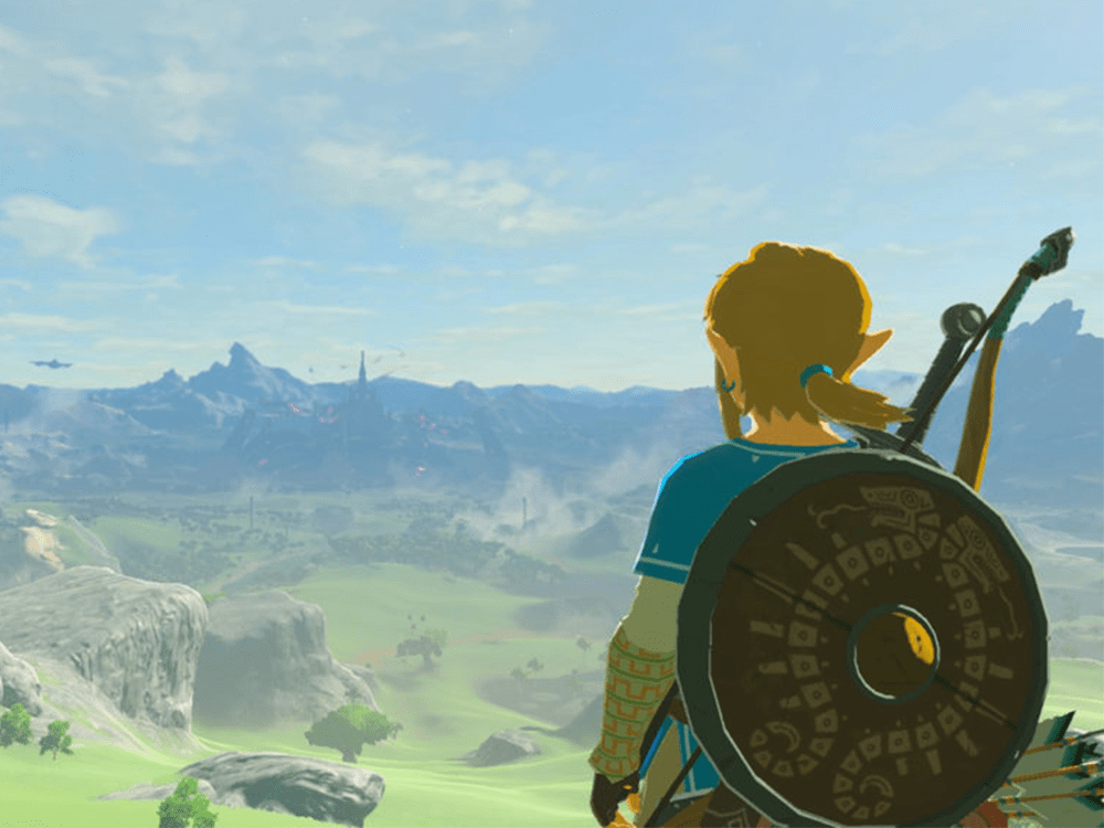The Legend Of Zelda Breath Of The Wild Is The Perfect