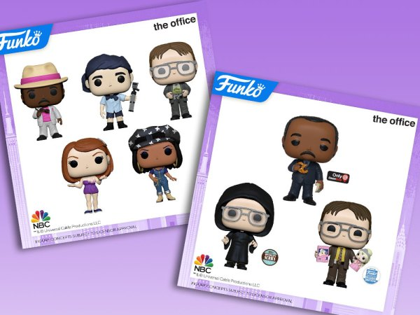 TFNY: All the New Funko Pop! Reveals - The Office, The Boys, and More * The Pop Insider