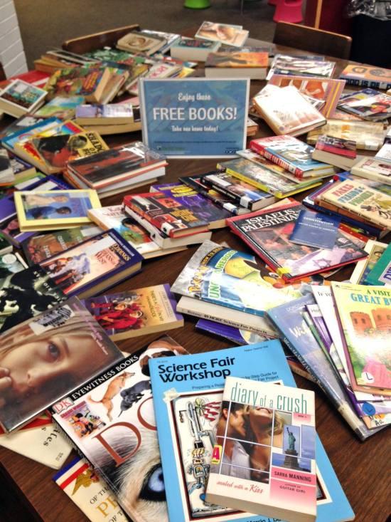 POP is Installing Bookshelves in Area Schools—and We Need Your Help