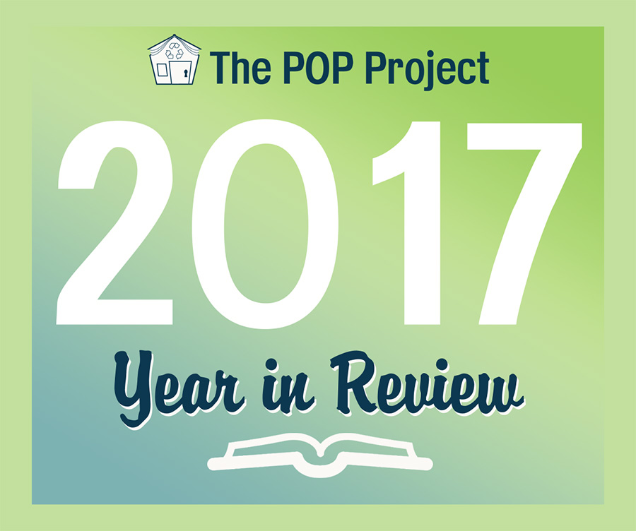 Writing our Next Chapter: POP Project's 2017 in Review and 2018 Preview