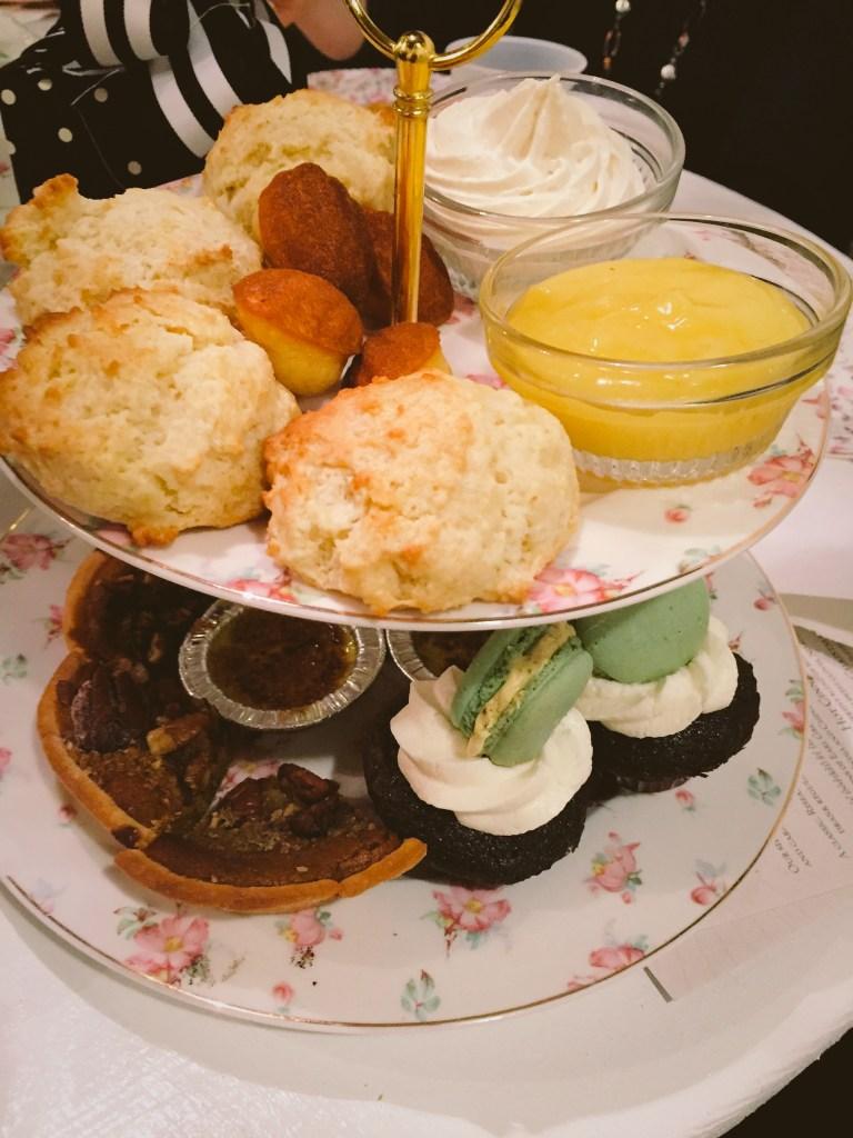 Tea Desserts-thepoppyskull.com