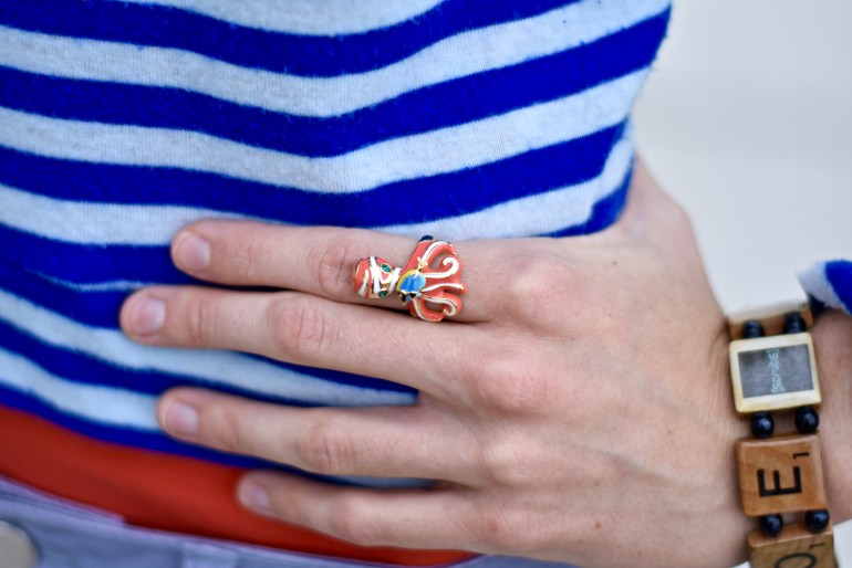 Spring Sweaters- Octopus Ring-thepoppyskull.com
