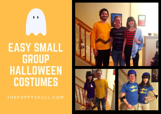 Easy Small Group Halloween Costumes
