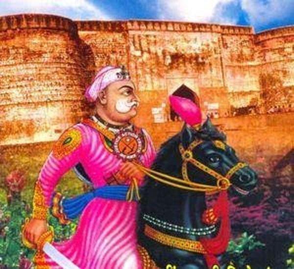 महाराजा सूरजमल जाट maharaja surajmal jat