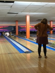 Sophie - Pop-Up go Bowling - Jan 2017