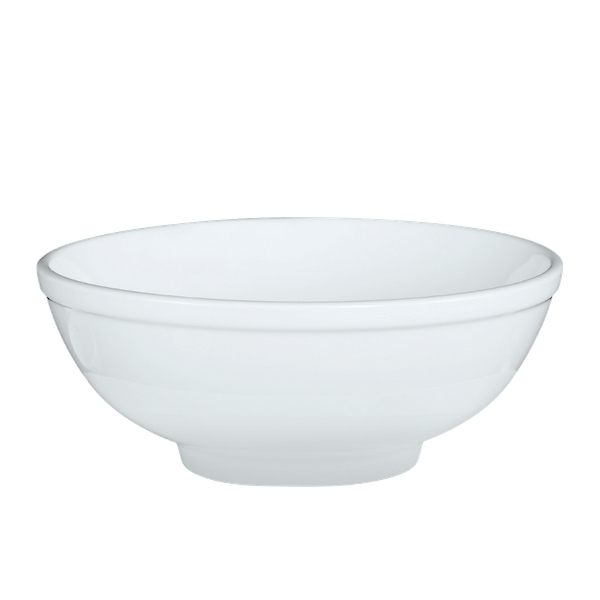 Ly's Horeca Middle Rim China Soup Bowl by Minh Long