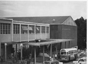 East Atlanta High School in 1968. Photo courtesy of the Atlanta Independent School District