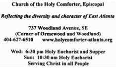 HolyComforter BC