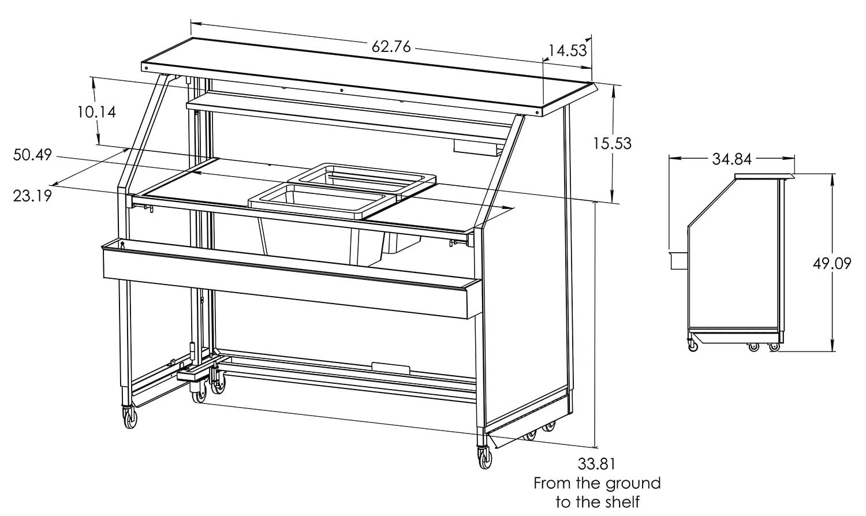 Standard Portable Bar