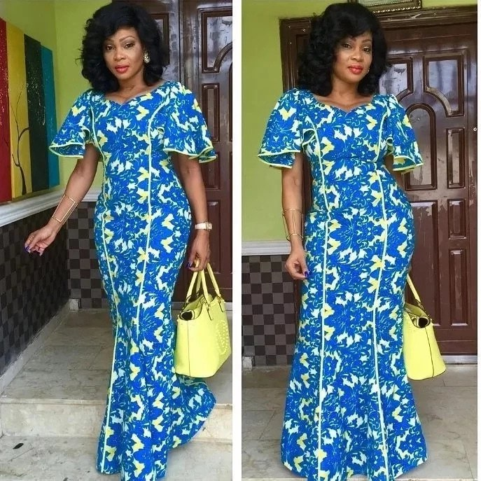 Best Ankara styles for 2018(Pictures) - The Port City News