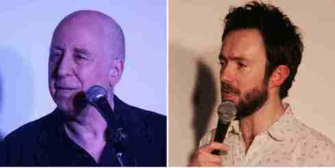 Comedy double bill: NORMAN LOVETT and DAVID EPHGRAVE