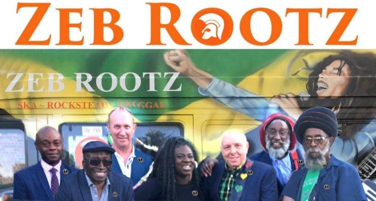 Zeb Rootz -Reggae & Ska night