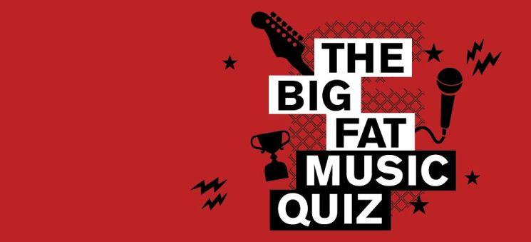 The Big Fat Music Quiz