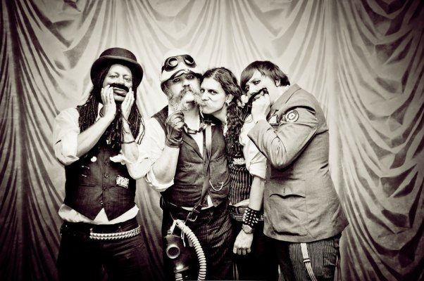 Aaahh!!! Real Records presents THE MEN THAT WILL NOT BE BLAMED FOR NOTHING