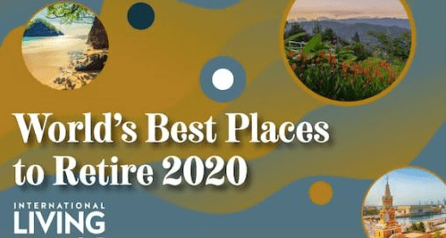 "Portugal Scores #1: ""The World's Best Places to Retire in 2020"" by International Living"