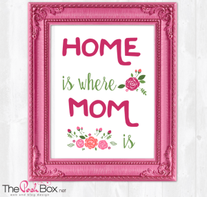 Happy Mother's Day – Free Printable