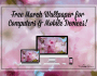 Free March 2016 Wallpaper at ThePoshBox.net