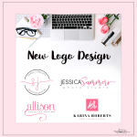 New Feminine Logo Designs