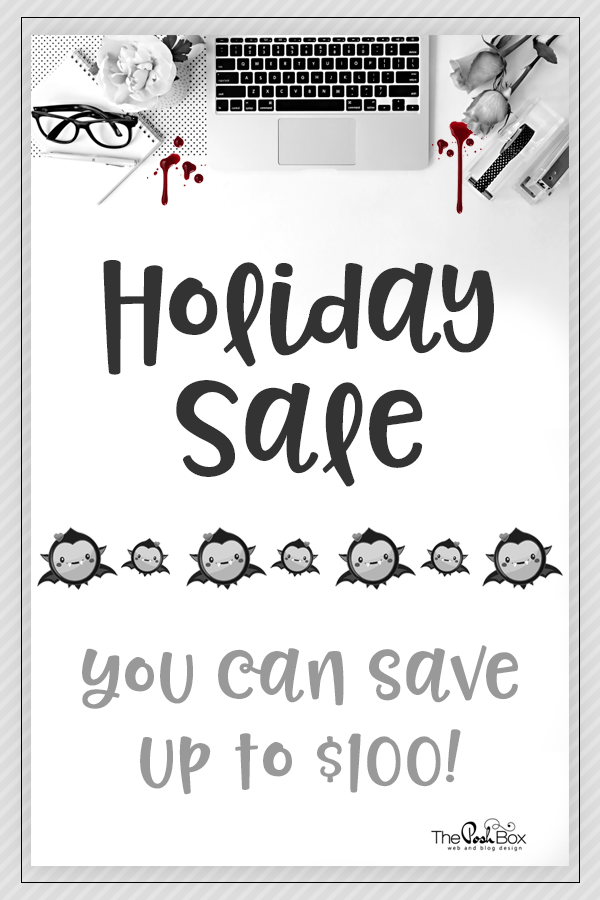 Holiday Sale and Get some Freebies Too!