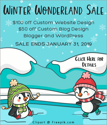 Winter Wonderland Sale 2019