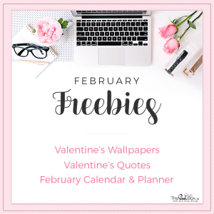 February 2019 Freebies