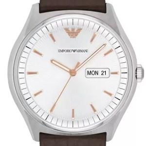 Emporio Armani Zeta watch AR1999 - The Posh Watch Shop