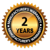 2 YEAR - manufacturers warranty - The Posh Watch Shop