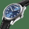 Breitling Aviator-8 watch A45330101C1X1 - Side View - The Posh Watch Shop