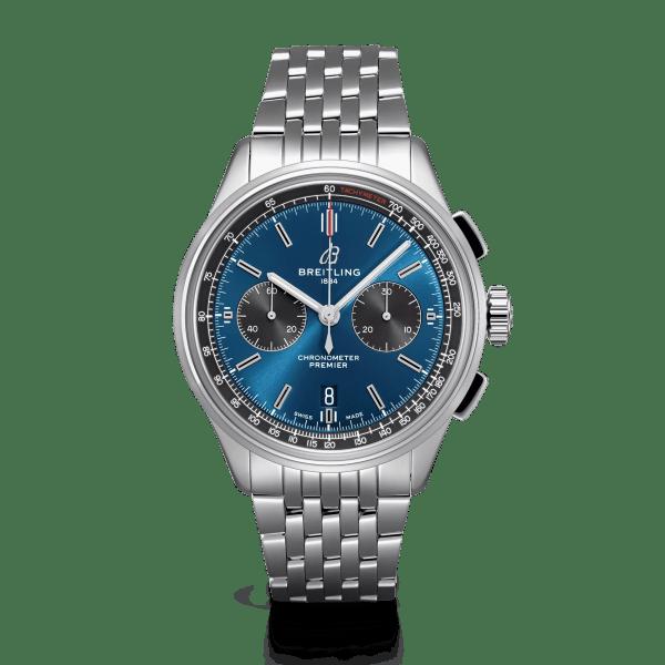 Breitling Premier-B01 Chronograph watch AB0118A61C1A1 - The Posh Watch Shop