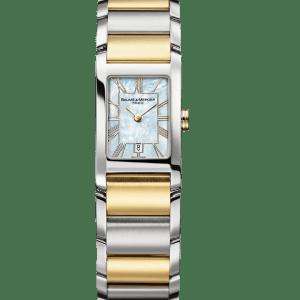 Baume & Mercier Hampton watch M0A08777 - The Posh Watch Shop