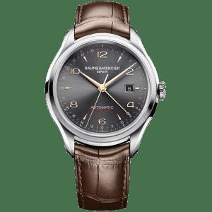 Baume & Mercier Clifton watch M0A10111 - The Posh Watch Shop