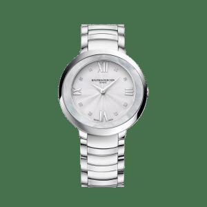 Baume & Mercier Promesse watch M0A10162 - The Posh Watch shop