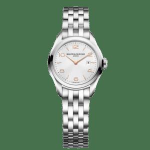 Baume & Mercier Clifton watch M0A10175 - The Posh Watch Shop