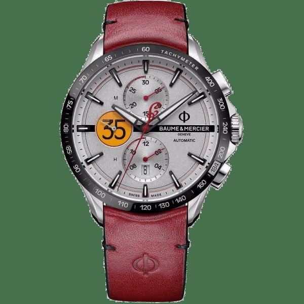Baume & Mercier Clifton watch M0A10404 - The Posh Watch Shop