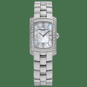 Baume & Mercier Hampton Milleis watch MOA08745 - The Posh Watch Shop