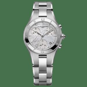 Baume & Mercier Linea watch MOA10012 - The Posh Watch Shop