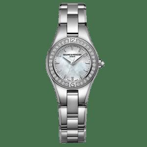 Baume & Mercier Linea watch MOA10013 - The Posh Watch Shop