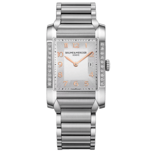 Baume & Mercier Hampton watch MOA10023 - The Posh Watch Shop