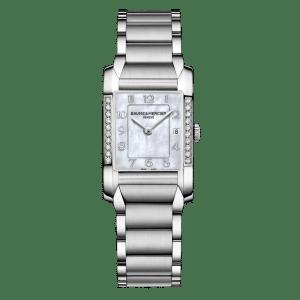 Baume & Mercier Hampton watch MOA10051 - The Posh Watch Shop