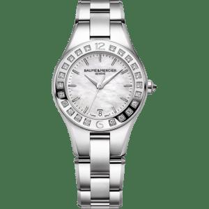 Baume & Mercier Linea watch MOA10072 - The Posh Watch Shop