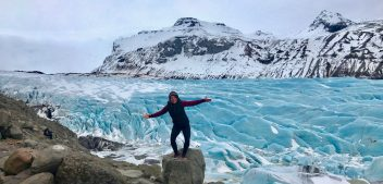 How to Stay Healthy and Fit while Traveling in Iceland
