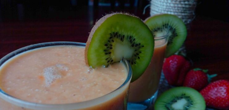 Kickstart your morning with a smoothie