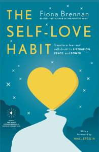 Cover Image of The Self-Love Habit Book by Fiona Brennan
