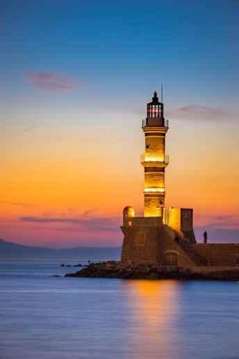 Chania Lighthouse