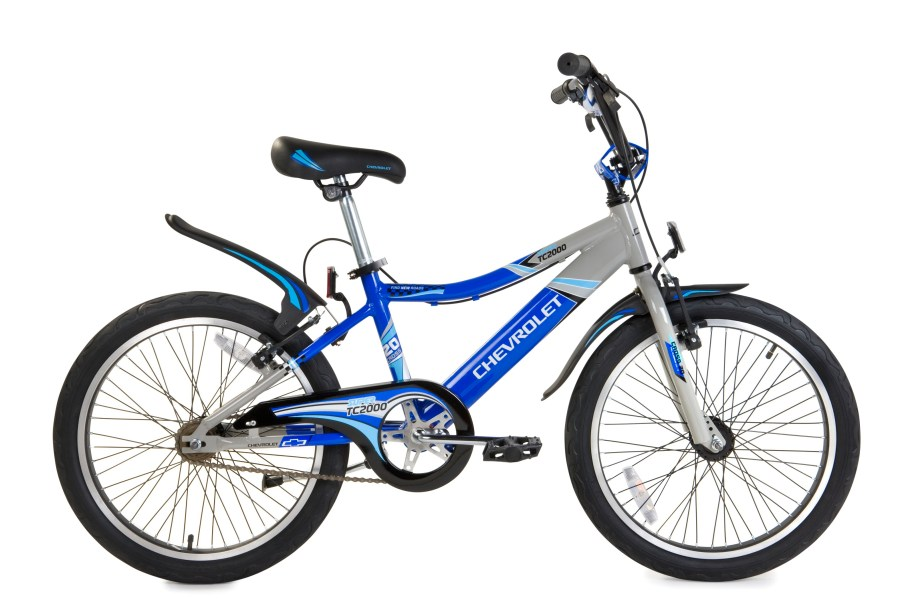 Chevrolet Bike Infantil niño