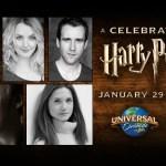 """Las estrellas de las películas de Harry Potter se presentarán en """"A Celebration of Harry Potter"""""""